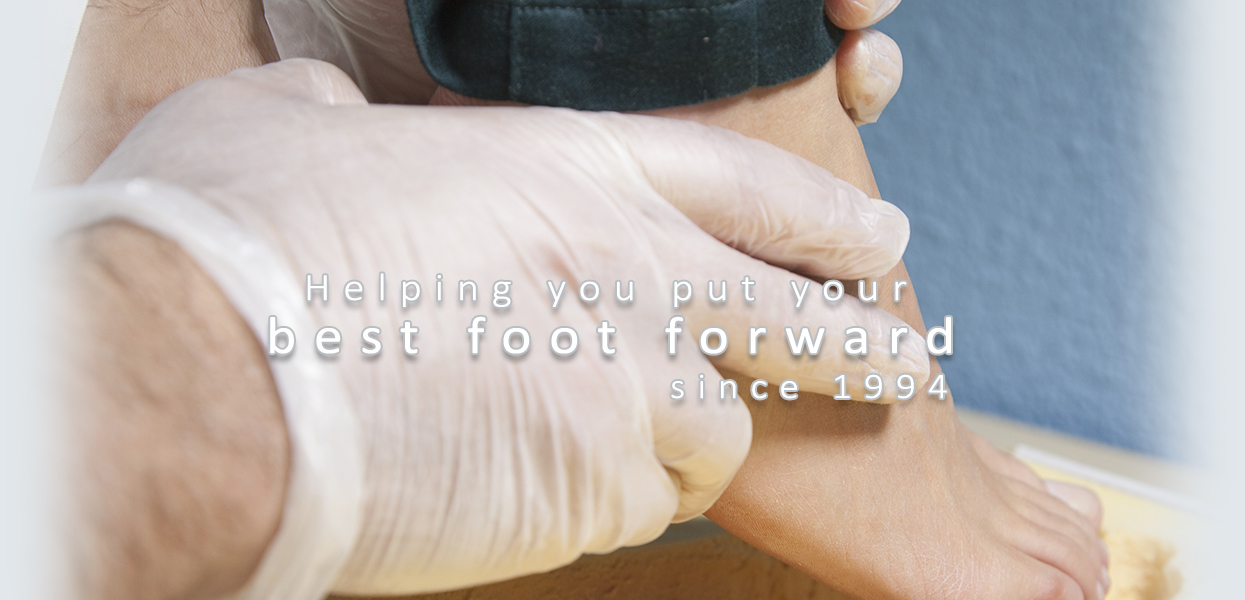 Routine Foot Management